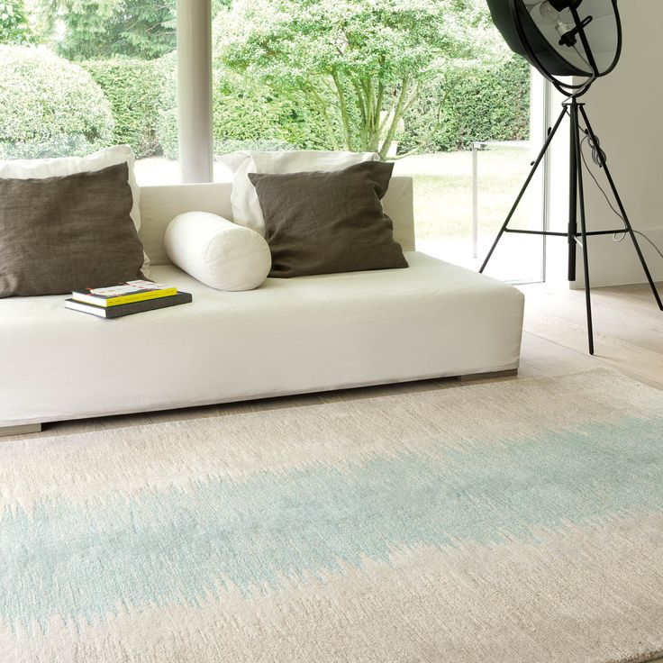The Colors collection by Ligne Pure are skillfully hand tufted with the finest 100% wool pile to create a thick, dense, super soft masterpiece for your floor.