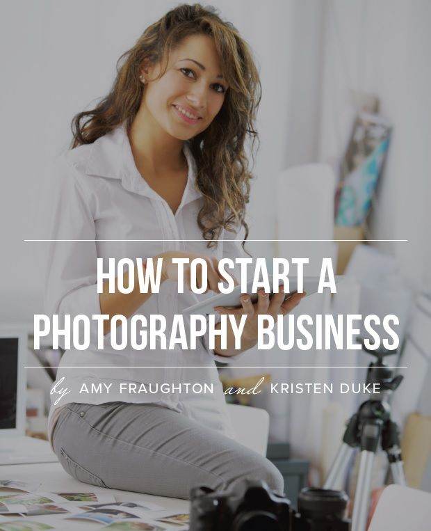 Learn great tips to help you become a professional photographer with this book How to Start a Photography Business - get the intro sale price too!