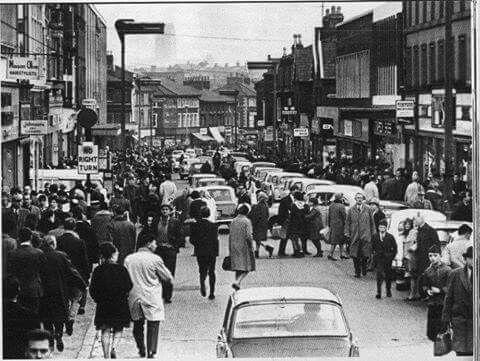 Grange Road Birkenhead