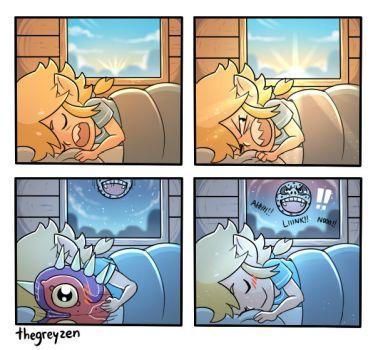 Need More Sleep by thegreyzen