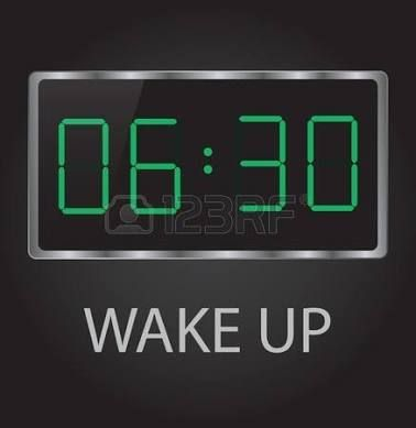 Image result for 6:30 alarm