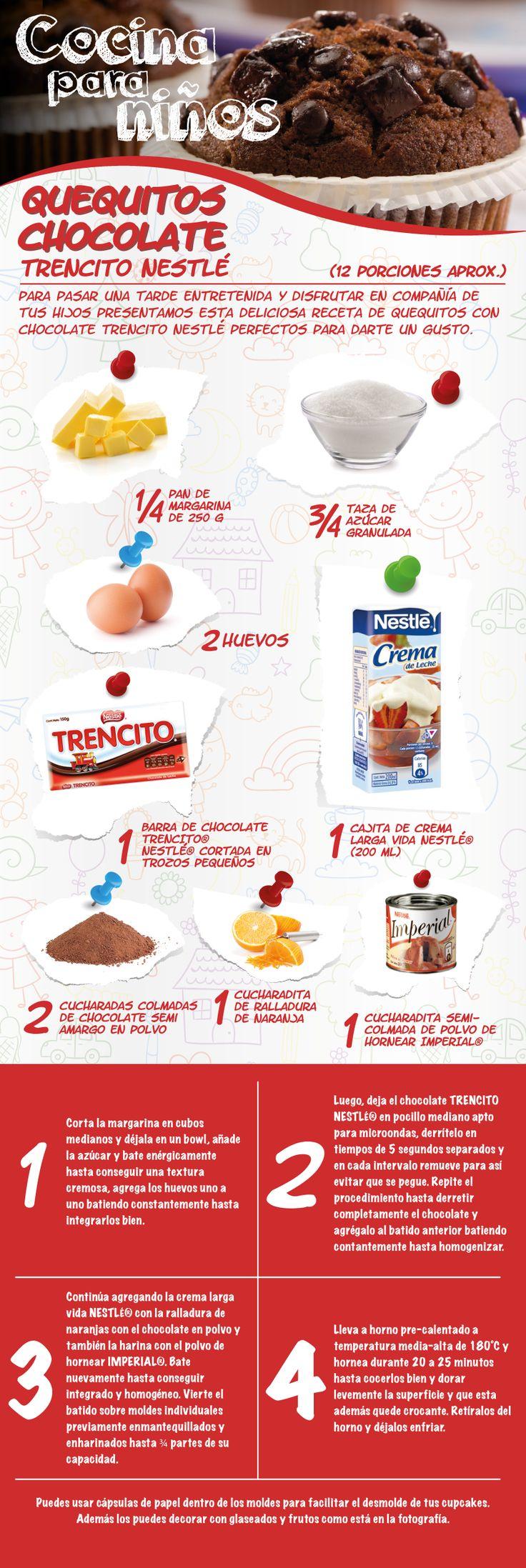 Cocina para niños   Ideas para compartir   Nestlé Contigo