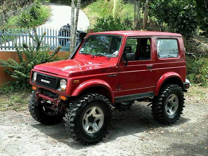 440 best suzuki 4x4 images on pinterest samurai jeep and jeeps. Black Bedroom Furniture Sets. Home Design Ideas