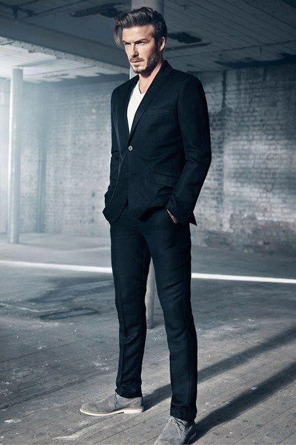 H&M David Beckham Modern Essential Edit (Vogue.com UK)