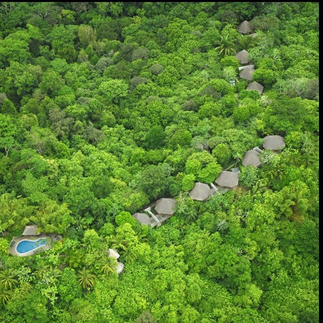 Lapa Rios Eco Lodge - Osa Peninsula, Costa Rica. A favorite place to stay from a great vacation.