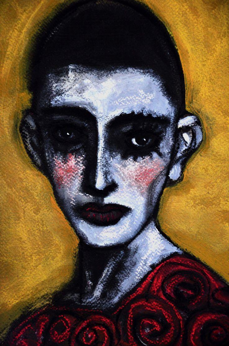 SINEAD O'CONNOR  by Ignacio Lalanne