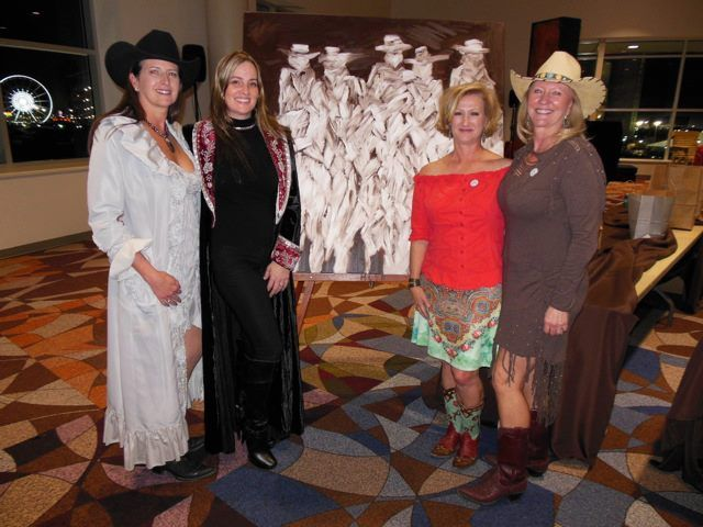 17 Best Images About Houston Livestock Show Amp Rodeo Wine Mural Amp Double D Ranch Wear On Pinterest Double D Ranch Auction And Spring Makeup