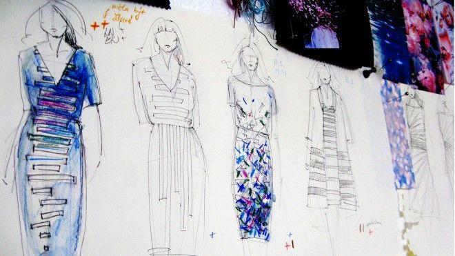 Módní kolekce na jaro 2015 bude inspirovaná květinami, vodou, skutečnými ženami.