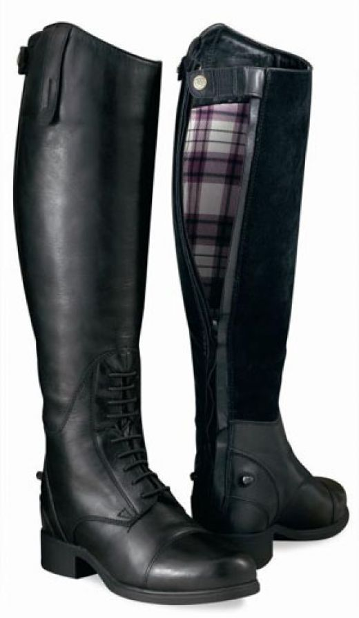 English Riding Boots For Women | Horseback riding shoes