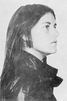 """Bernardine Rae Dohrn (née Ohrnstein; born January 12, 1942) is an Associate Professor of Law at Northwestern University School of Law and the immediate past Director of Northwestern's Children and Family Justice Center. Dohrn was a leader of the domestic terrorist group the Weather Underground, a group that was responsible for the bombing of the United States Capitol, the Pentagon, and several police stations in New York. As a member of the Weather Underground, Dohrn read a """"Declaration..."""