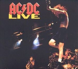 AC/DC Live Remaster CD Atco Angus Young Brian Johnson Malcom  | eBay