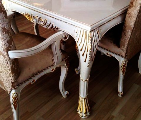 MASA - AYAK - SANDALYE   TABLE - TABLE LEG - CHAİR