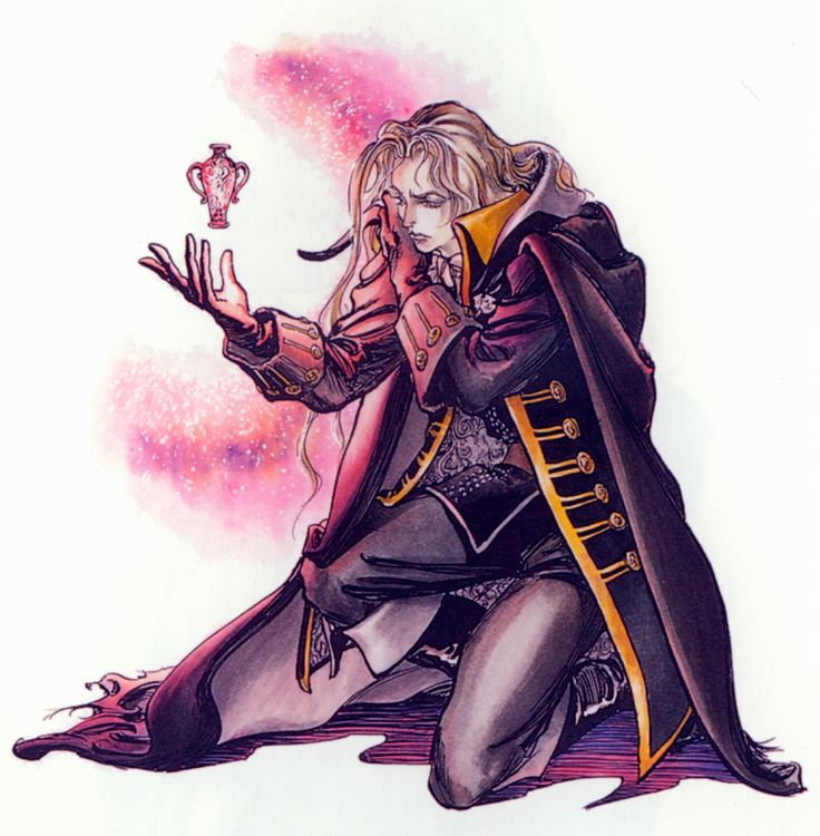 Ayami Kojima (Castlevania: Symphony of the Night)