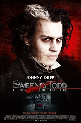 """A look at Johnny Depp characters created for Tim Burton movies, from """"Edward Scissorhands"""" (1990)  to """"Dark Shadows,"""" (2012) now in production. On-set photos."""