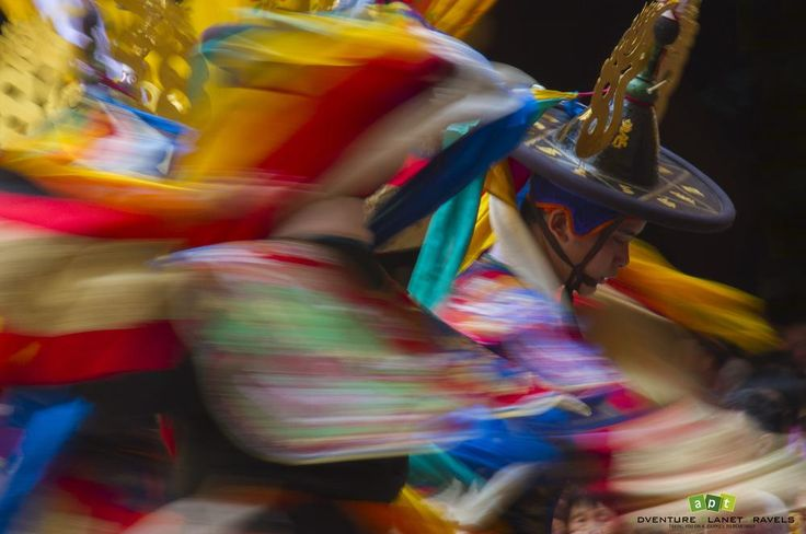 Spring Paro Festival Photo by Ugyen Tenzin — National Geographic Your Shot