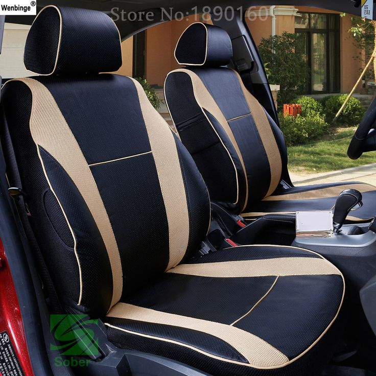 wenbinge ( Front + Rear ) Special Leather car seat covers For Lifan X60 X50 320 330 520 620 630 720 car accessories auto styling #Affiliate