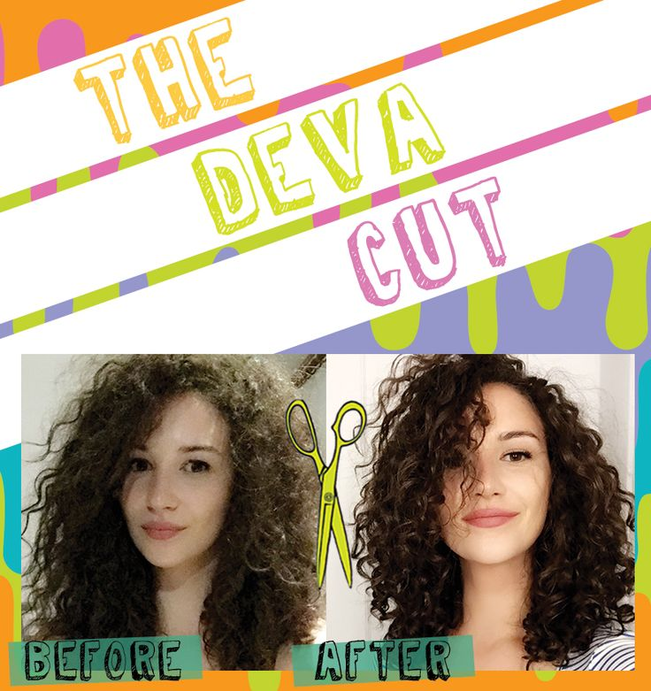 Looking for curly hair cut inspiration? Check out these Devacut before and afters on natural hair on the DevaCurl Blog, For All Curl Kind. Devacut before and after, Devacut Shape, Devacut Curly hair, DevaCut wavy hair, Big chop, big chop natural hair, big chop hairstyles, twa, transitioning from relaxer to natural, transitioning hair, transitioning curly hair