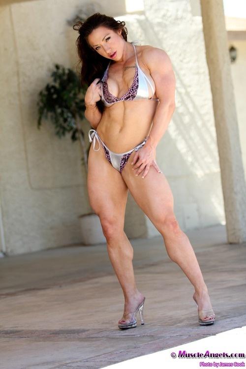 Brandi Mae Akers Female Shirt Rippers | Bodybuilding ...