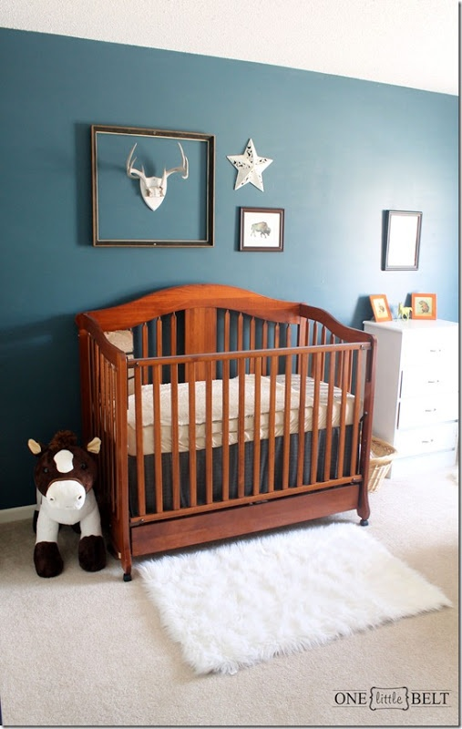 Baby Boy's Western and Rustic Nusery- REVEAL | Elijah's ...