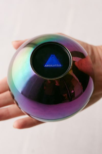 Shop Oil Slick Magic 8 Ball at Urban Outfitters today. We carry all the latest styles, colors and brands for you to choose from right here.