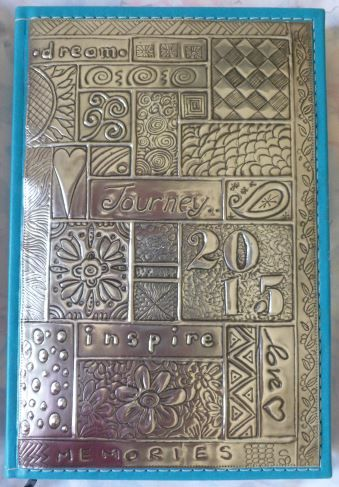 2015 Diary by Caroline @ Pewter Concepts