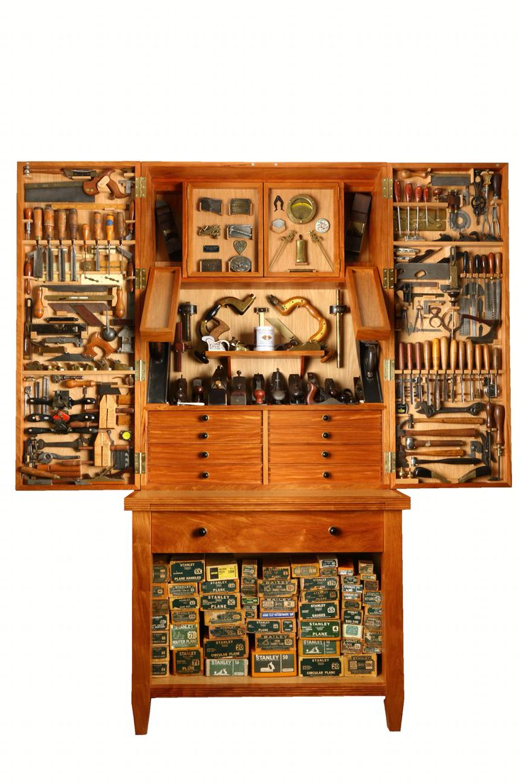 In the kitchen antique wrenches are used as cabinet door handles and - The Amazing Toolexchange Tool Chest Will An Amazing Array Of Collectable And User Tools Almost All