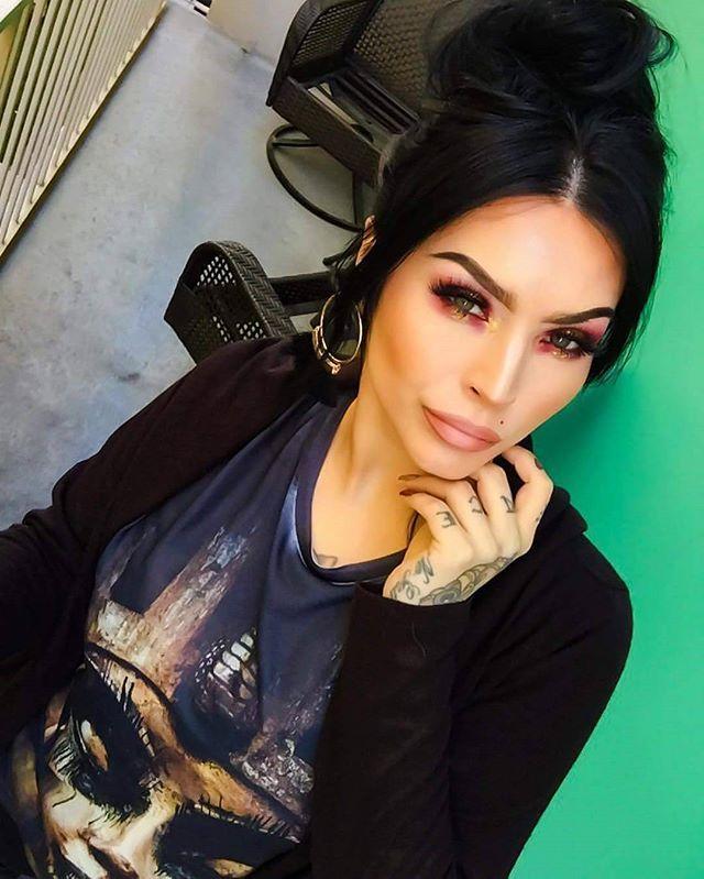 """Damned In Black"" Tee Available at www.crmc-clothing.co.uk | WE SHIP WORLDWIDE Model - @sarabellemarcoux #fashionstatement #badass #fashionista #instastyle #pharaoh #stunning #blackmetal #corpsepaint #cosy #ancientegypt #dope #alternativefashion #need #makeupgame #blackmetalpharaoh #tutankhamun #style #hot #alternativegirl #mua #makeup #makeupartist #beautiful #need #girlswithtattoos #tattooedwomen #igers #love #instagood #want"