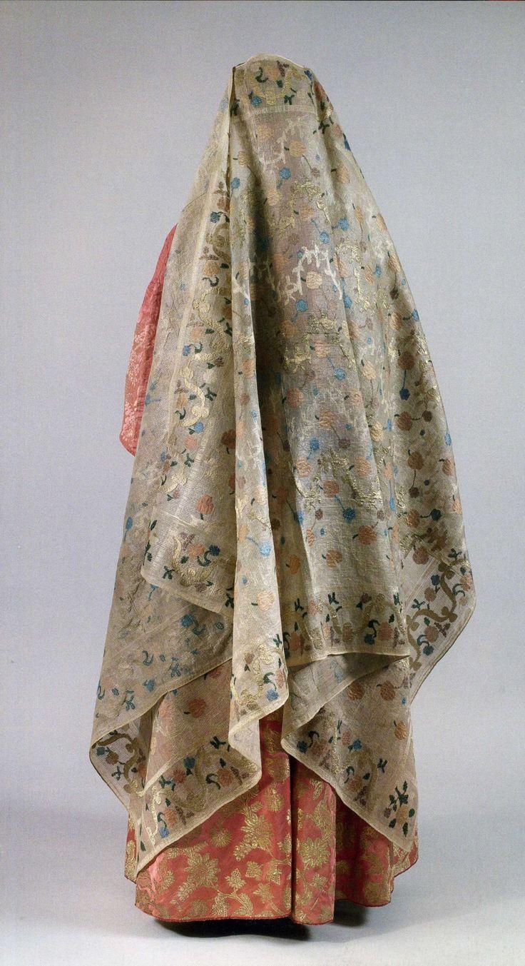 Фата. XVIII век