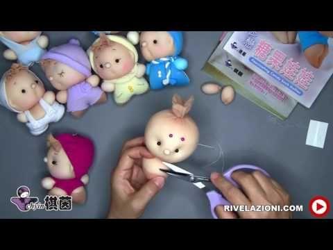 Come realizzare delle tenerissime bamboline riciclando calze di nylon