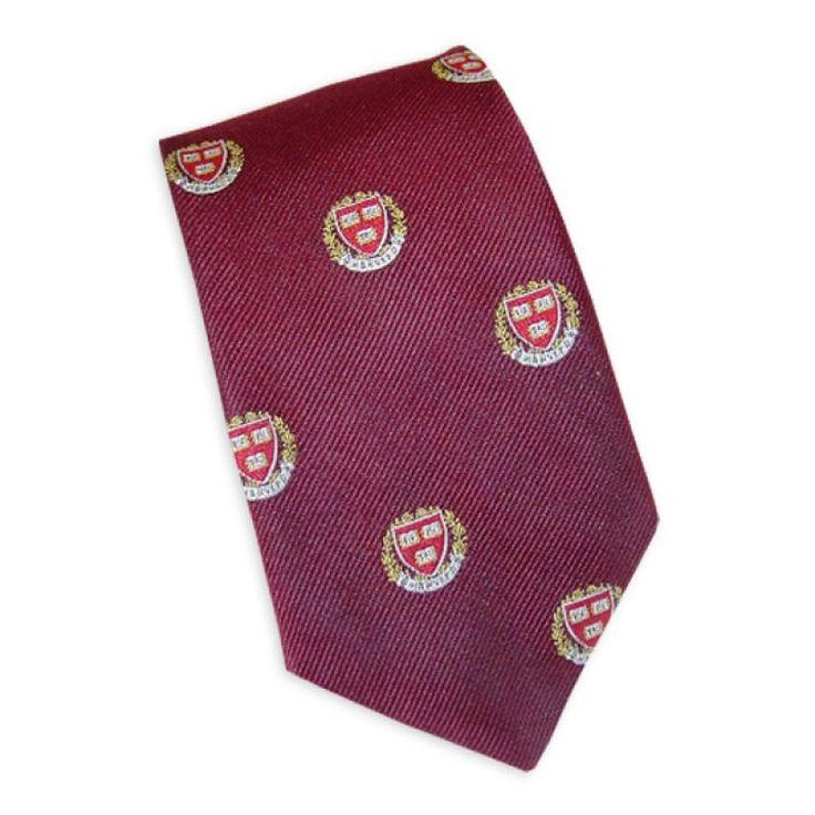 Harvard Graduate tie