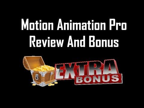 Motion Animation Pro Review https://review-and-bonus.net/motion-animation-pro-review-bonus Motion Animation Pro Review - what is it? Motion Animation Pro is ...