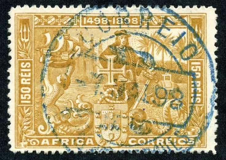 1898 : Portuguese Africa