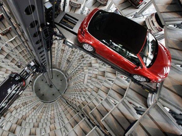 underground home garage car parking elevator desain designs
