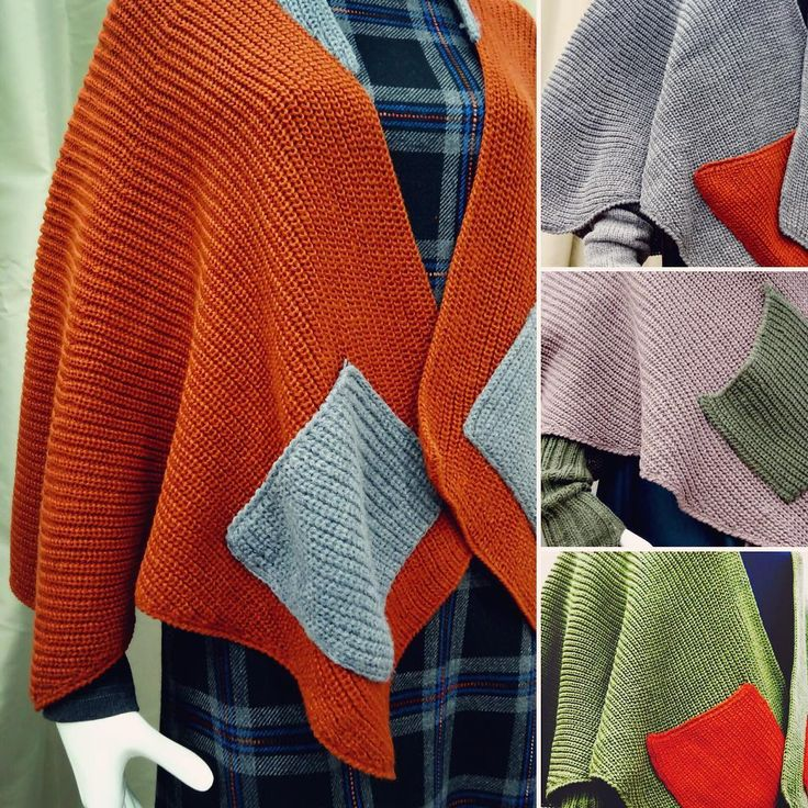 """I like autumn for a riot of colors around and the opportunity to dress up in cozy knitwear. Especially now that it is warm and comfortable capes anywhere! I chose different colored capes from #NiKA with the surprising title of """"Carmany Schastja""""! ✨ By the way, the price is now only 87 euro. Available any colors and sizes! You can place your orders via WhatsApp +7 985 762 32 52 or call ☎ lot 8 (495) 762 32 52 #russian #russianlooklm #russianfashion #russiandisigners #lookmagazine"""