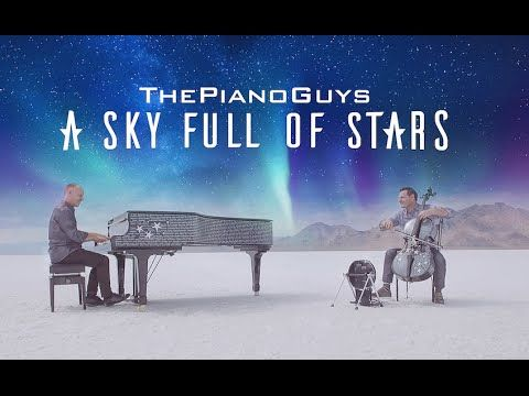 When Stars and Salt collide - Coldplay, A Sky Full of Stars (piano/cello cover) - YouTube