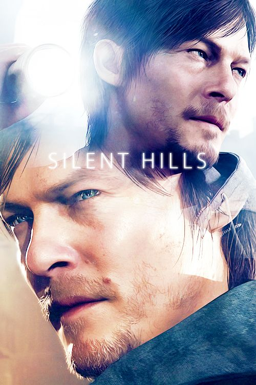 Silent Hills.... WITH NORMAN REEDUS... AKA. DARYL from THE WALKING DEAD.... FUCK. I'M BUYING A PS4. NAW.