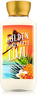 GOLDEN PINEAPPLE LUAU BODY LOTION - Signature Collection - Bath & Body Works