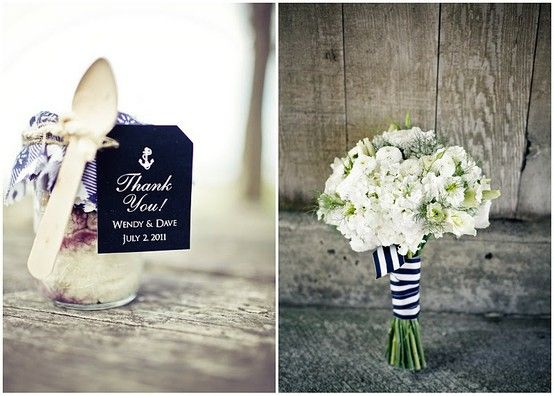 nautical wedding decor and gifts | Greer Loves: Nautical Wedding Ideas: Decor, Escort Cards & Favors