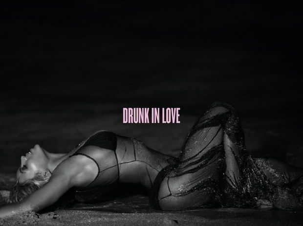 "Beyoncé -  Visual Album Digital Booklet for BEYONCE (2013) ""Drunk in Love"""