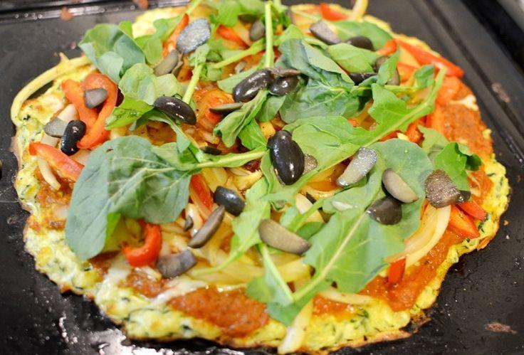 Pizza Nutraliciosa