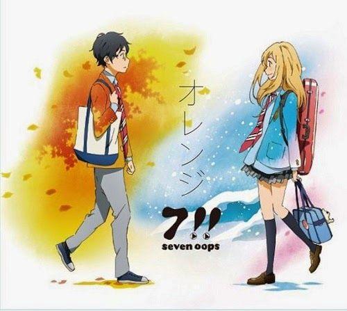 Shigatsu wa Kimi no Uso ED2 Single – Orange  ▼ Download: http://singlesanime.net/single/shigatsu-wa-kimi-no-uso-ed2-single-orange.html