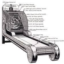 how to make a lego skeeball machine