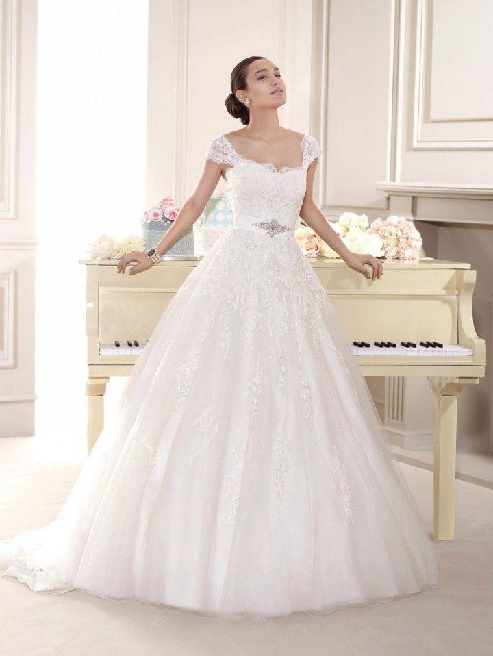 103 best wedding dress images on Pinterest | Back garden weddings ...