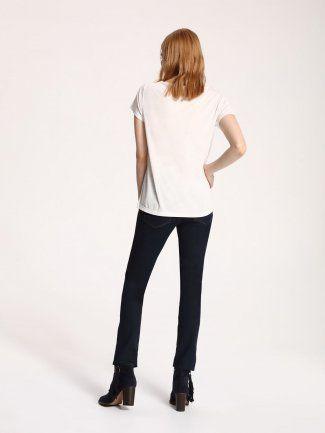 Koszulki damskie | T-shirty, podkoszulki z nadrukiem - TOP SECRET