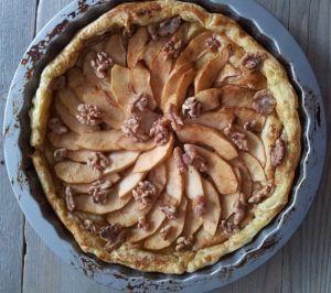 suikervrije appeltaart   Ik leef bewust!
