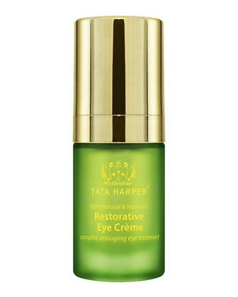 Restorative Eye Cream, 15mL by Tata Harper at Neiman Marcus.