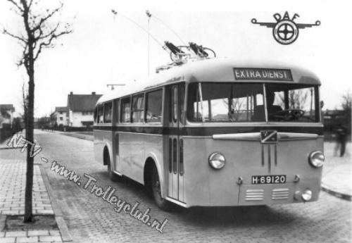 Het mysterie van de Rotterdamse trolleybus.