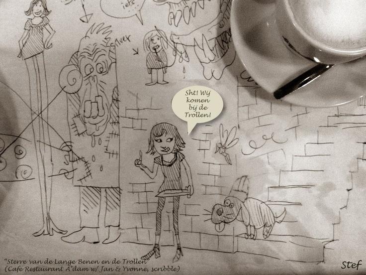 Cafe Restaurant Amsterdam (Dec. 27, 2011)
