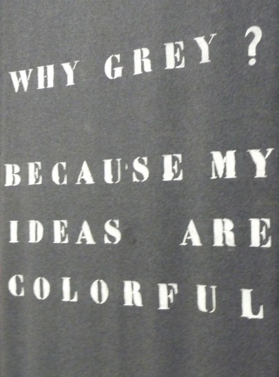 my ideas are colourful