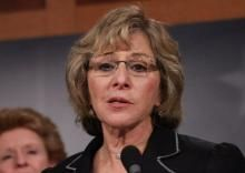"""Barbara Boxer: The Right to Abortion 'Is Not Infinite' - 07/10/13 - Sen. Barbara Boxer (D-Calif.) would not say whether she would support prohibiting abortions at some point beyond 20 weeks—including up to 40 weeks—but told CNSNews.com to read Roe v. Wade, adding, """"I think you'll feel better."""" Boxer also said that """"a woman's right to choose is not infinite.""""  - See more at: http://cnsnews.com/news/article/barbara-boxer-right-abortion-not-infinite#sthash.8kkjCHD4.dpuf"""